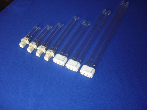 Compact uvc Germicidal Lamp